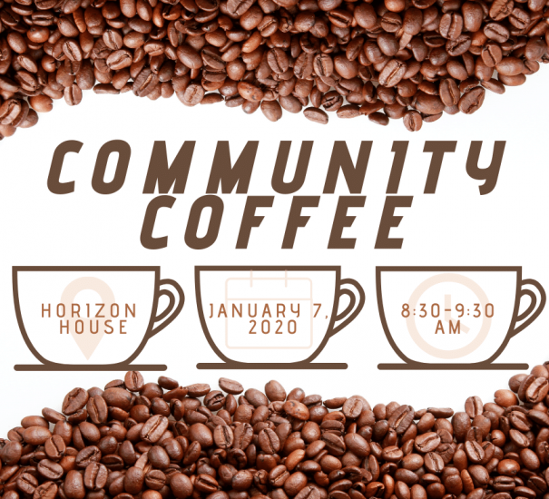 community coffee @ Horizon House (smaller)